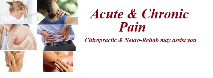 Actute Chronic Pain
